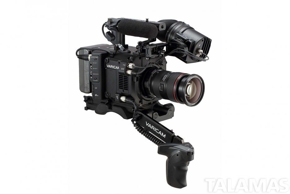 Panasonic Varicam LT right