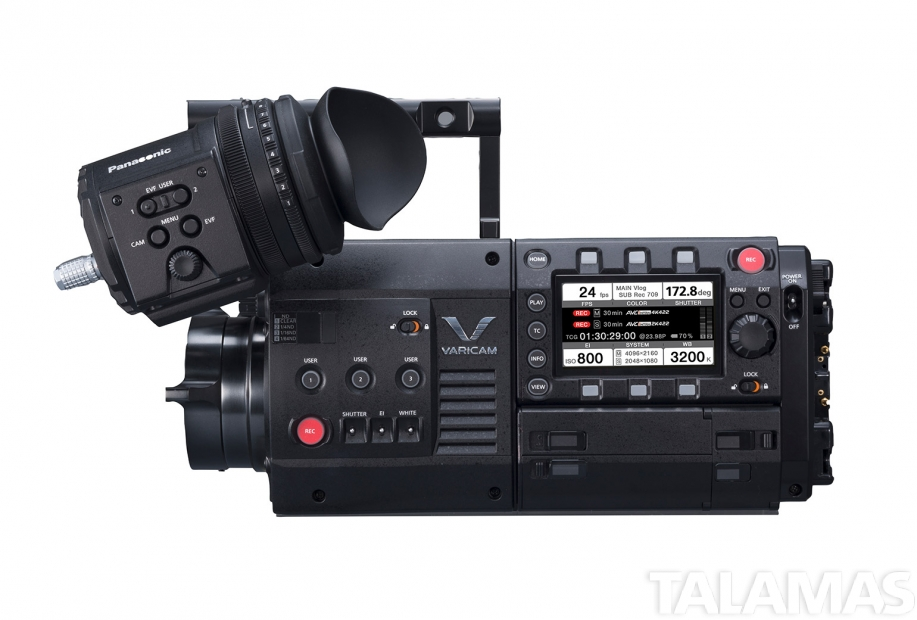 Panasonic VariCam 35 4K Camera / Recorder