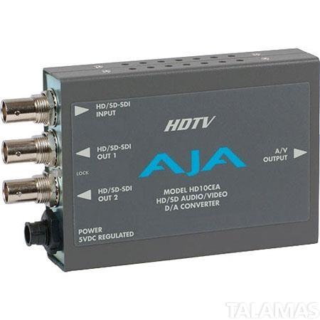 AJA HD10C2 HD/SD Digital to Analog Converter