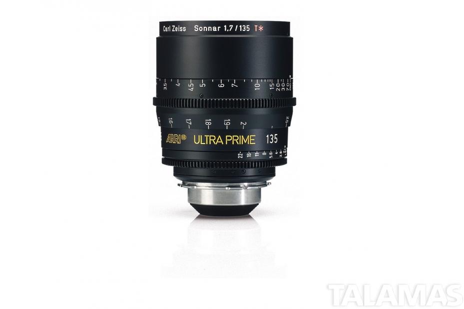 Arri Zeiss 135mm T1.9 Ultra Prime Lens
