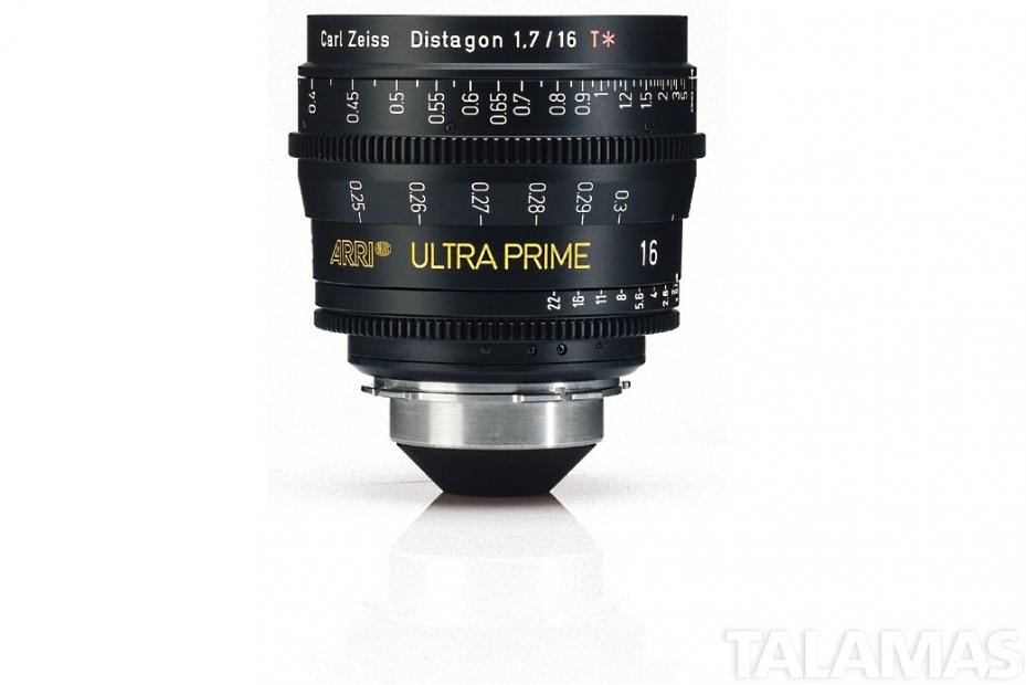 Arri Zeiss 16mm T1.9 Ultra Prime Lens