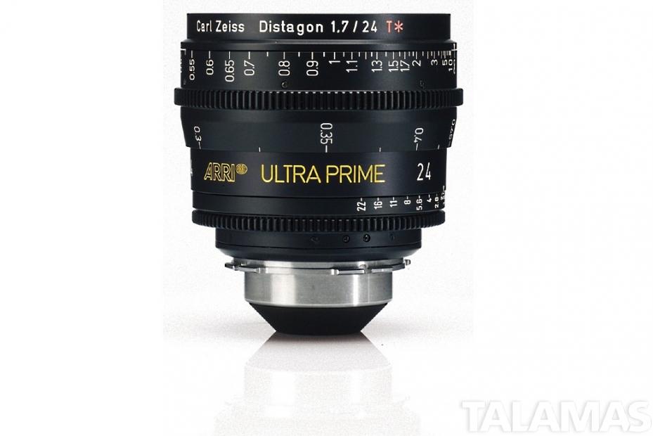 Arri Zeiss 24mm T1.9 Ultra Prime Lens
