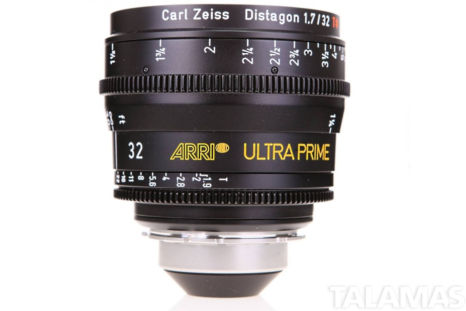 Arri Zeiss 32mm T1.9 Ultra Lens