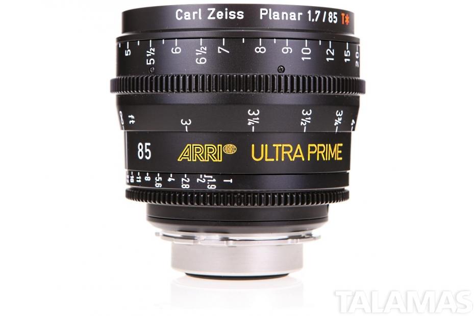 Arri Zeiss 85mm T1.9 Ultra Prime Lens