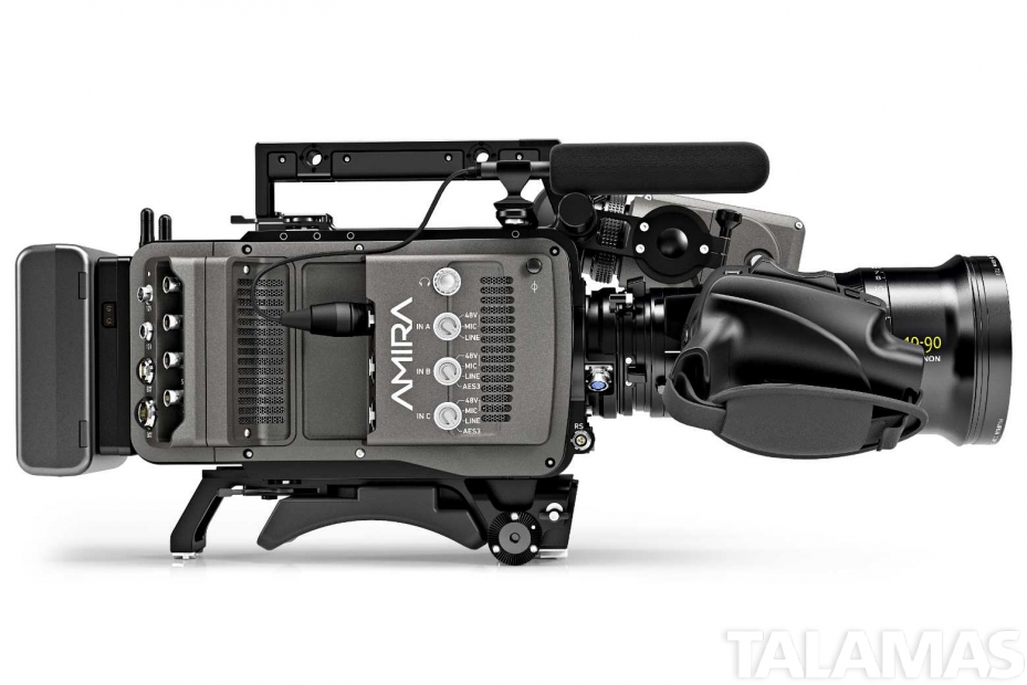 ARRI Amira Premium Digital Cinema Camera left view