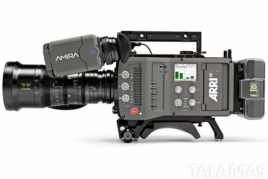 ARRI Amira Premium Digital Cinema Camera right view