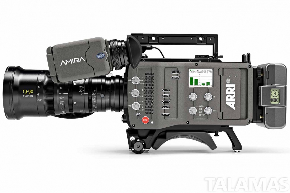 ARRI Amira Premium Digital Cinema Camera right view
