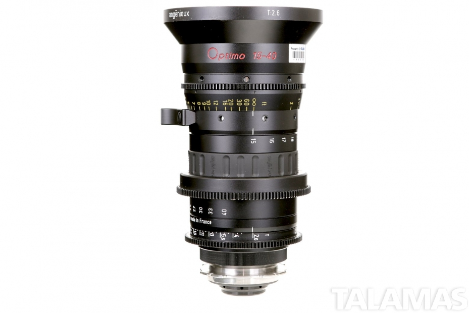 Angenieux Optimo 15-40mm T2.6 Zoom