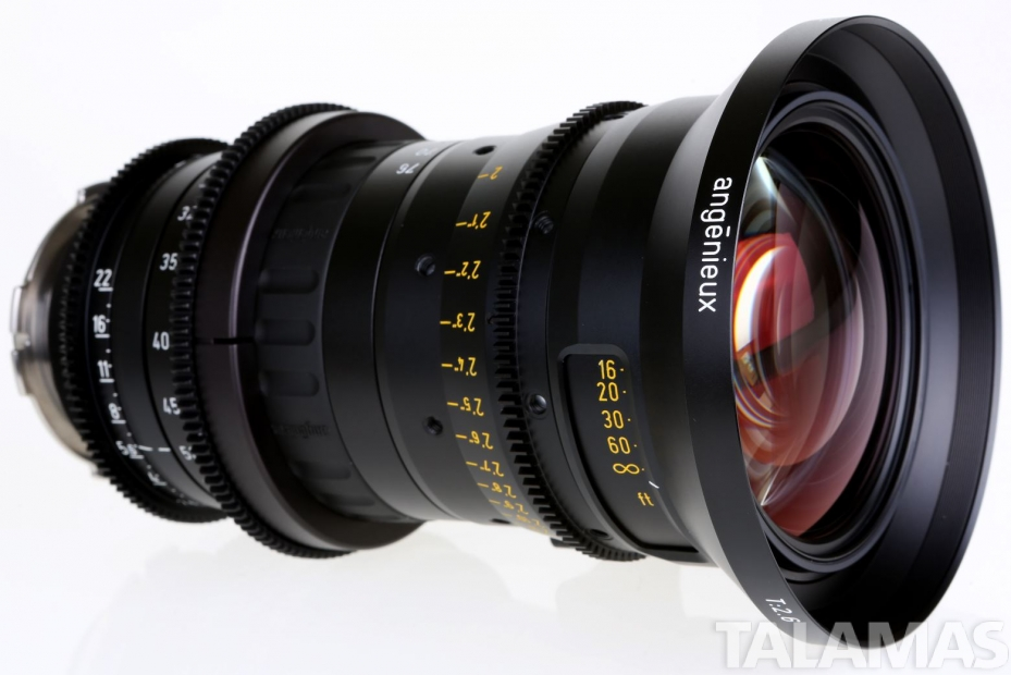 Angenieux Optimo 28-76mm T2.6 Zoom right view