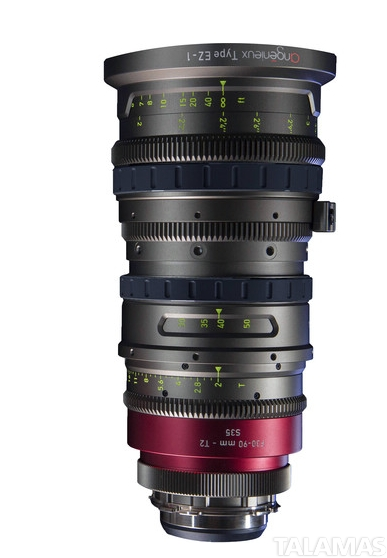 Angénieux EZ-1 30-90mm