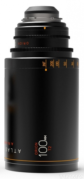 Orion Series 2X 100mm Anamorphic Prime Lens