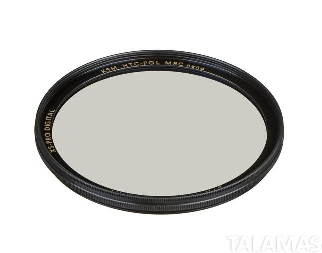 B + W 82mm Slim Circular Polarizer
