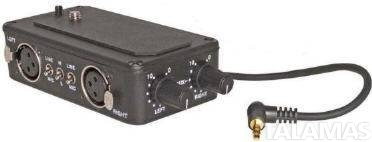 BeachTek DXA-4 Dual XLR Adapter