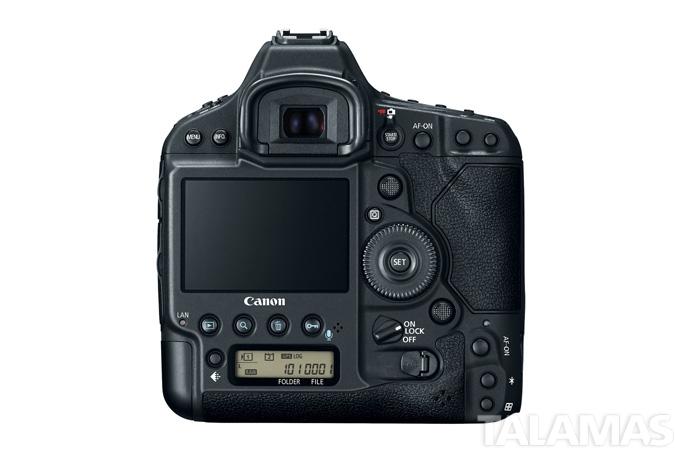 Canon EOS 1D X Mark II 4K DSLR Camera
