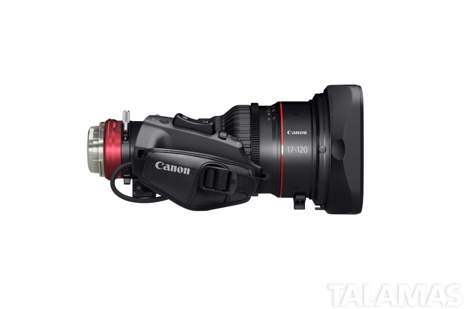 Canon CINE-SERVO 17-120mm right view
