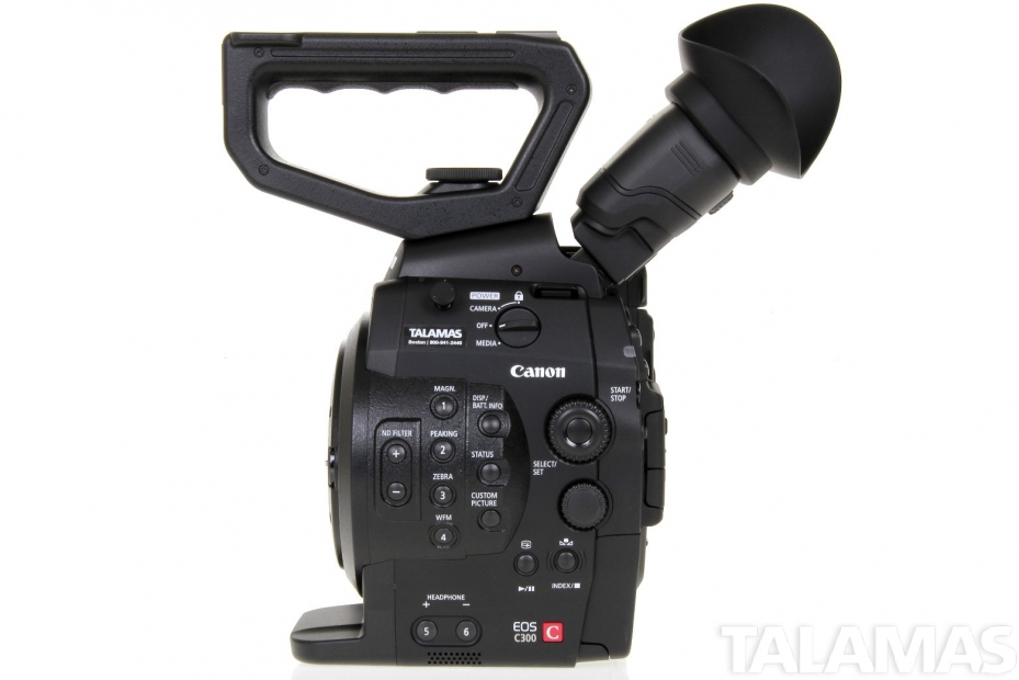 Canon EOS C300 Camera EF Mount