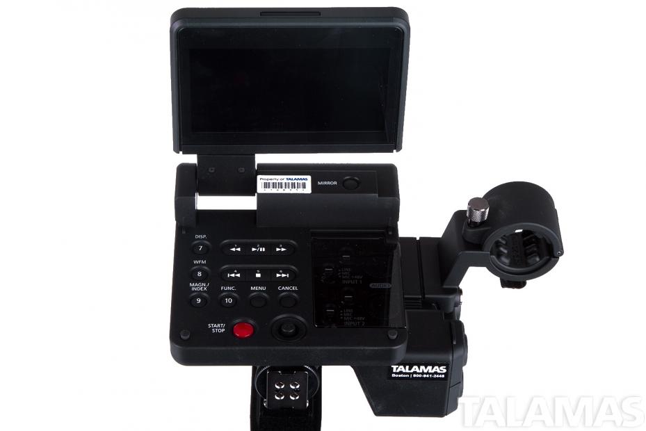 Canon C300 EF Mark II top