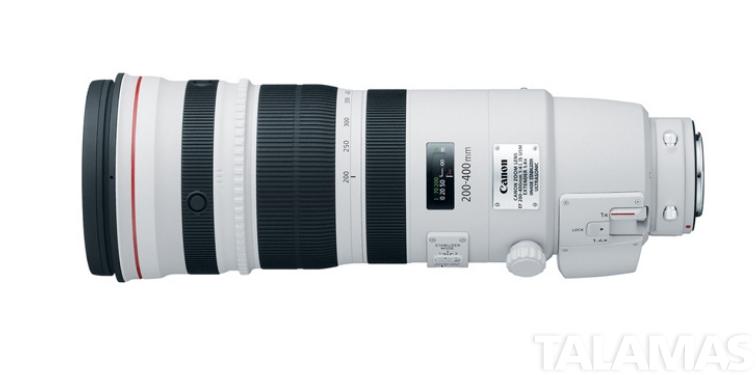 Canon EF 200-400mm f/4L IS USM Lens