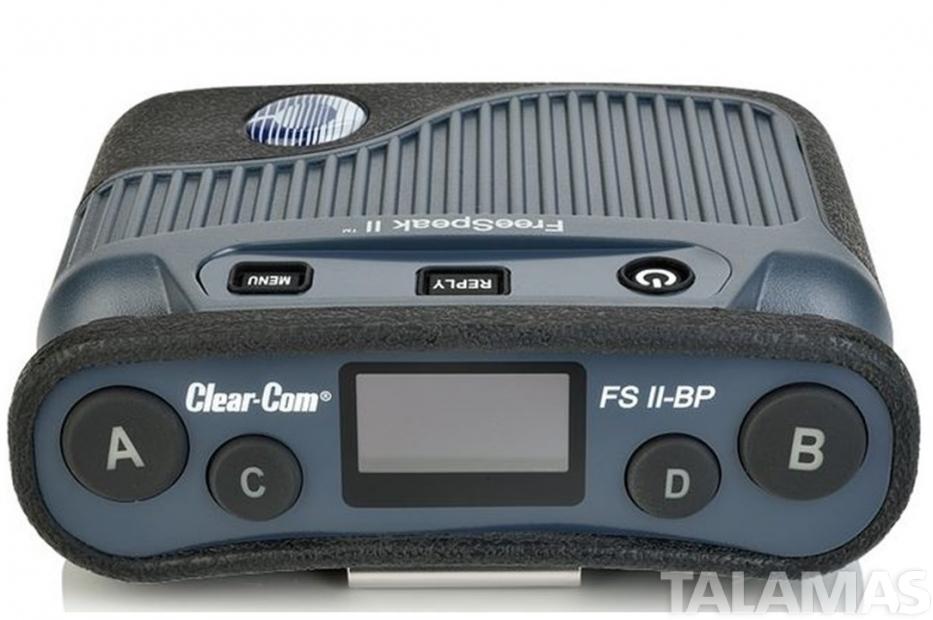 Clear-Com FreeSpeak II 4 Belt Pack System