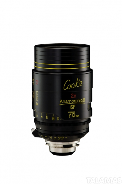 Cooke 75mm Anamorphic /i Lens T2.3 SF
