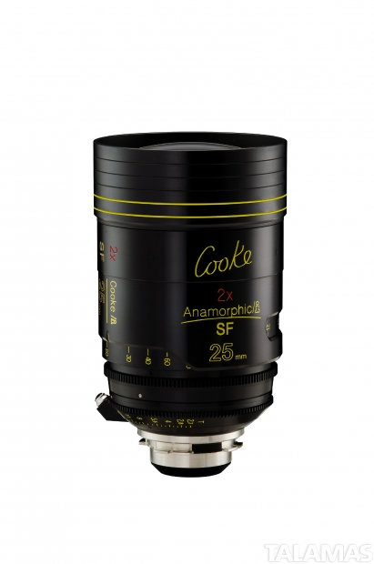 Cooke 25mm Anamorphic/i Lens T2.3 SF