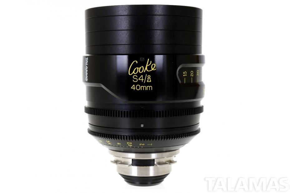 Cooke S4/i 40mm T2 Prime Lens