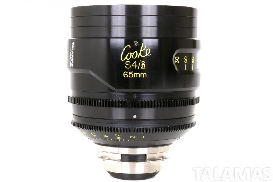 Cooke S4/i 65mm T2 Prime Lens