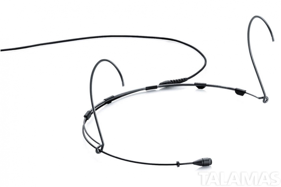 DPA 4066 Miniature Omnidirectional Headset Microphone with XLR connector