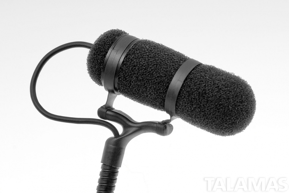 Car Microphone: DPA 4099 Boom Microphone For Car And Plant Miking