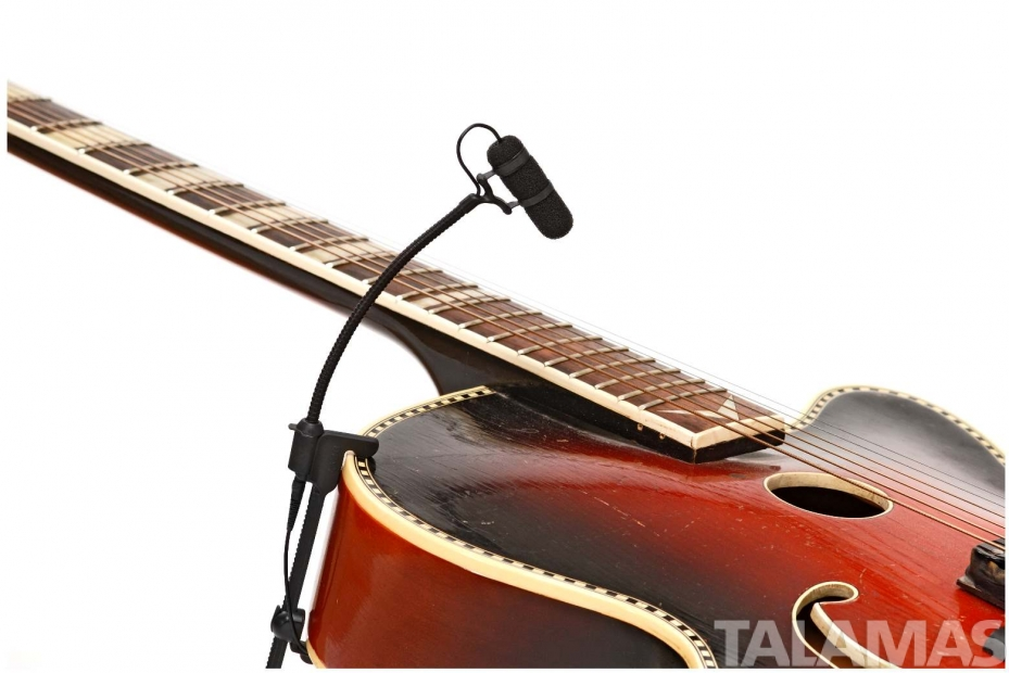 4099G Clip Instrument Microphone for Guitar