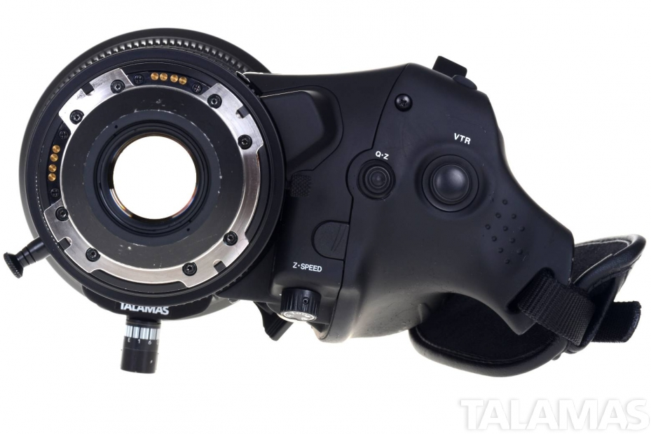 Fujinon Cabrio 19-90mm T2.9 Zoom Lens rear view