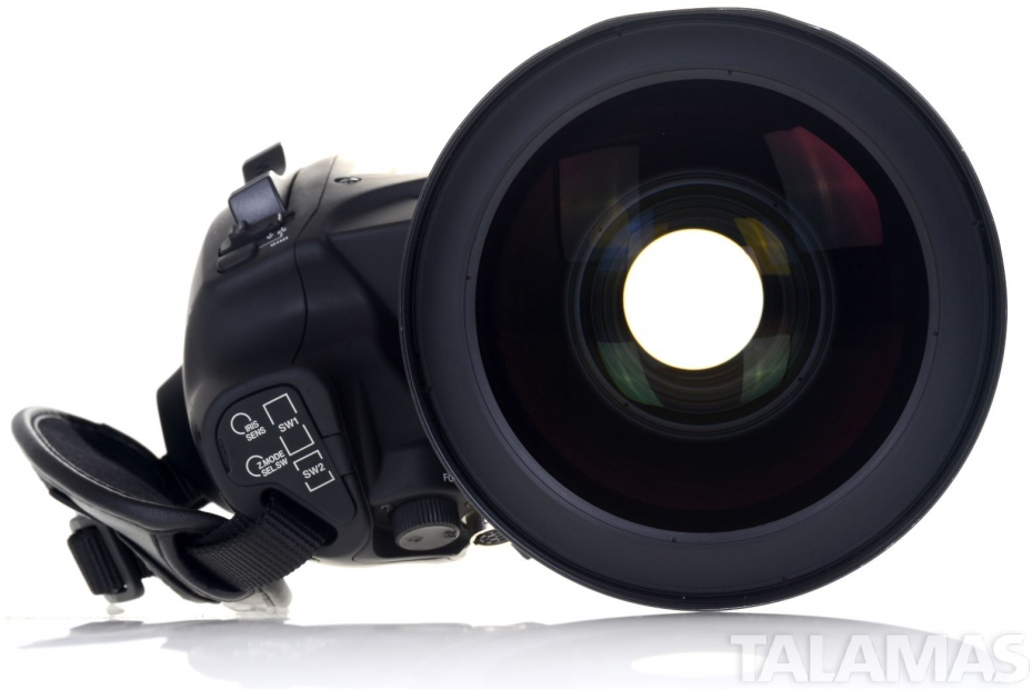 Cabrio 19-90mm T2.9 Zoom Lens front
