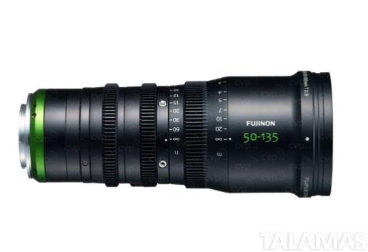 Fujinon MK50-135mm E-mount CINE Lens