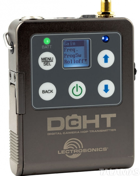 Lectrosonics Digital Camera Hop Transmitter