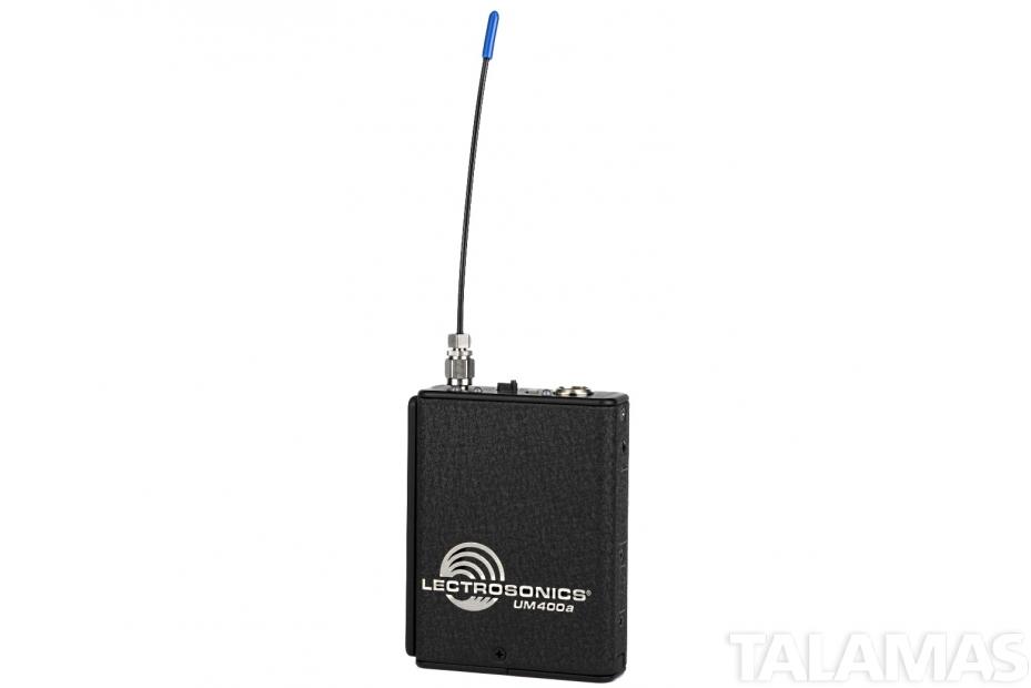 rental lectrosonics ucr401 um400a wireless microphone system with beltpack transmitter. Black Bedroom Furniture Sets. Home Design Ideas