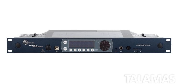 Lectrosonics Venue2 Modular Receiver System