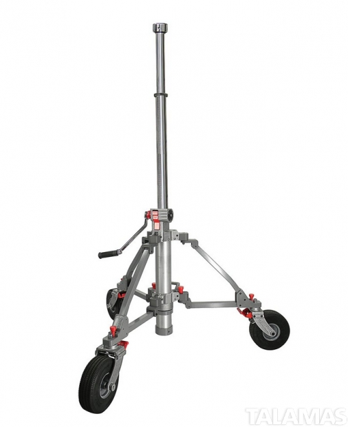 Matthews Super Vator III Crank-Operated Light Stand