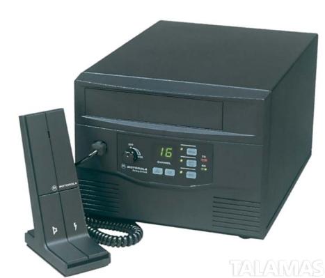 Motorola GR1225 Two-Way Radio Repeater System