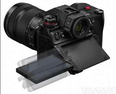 S1H Mirrorless Full Frame Camera