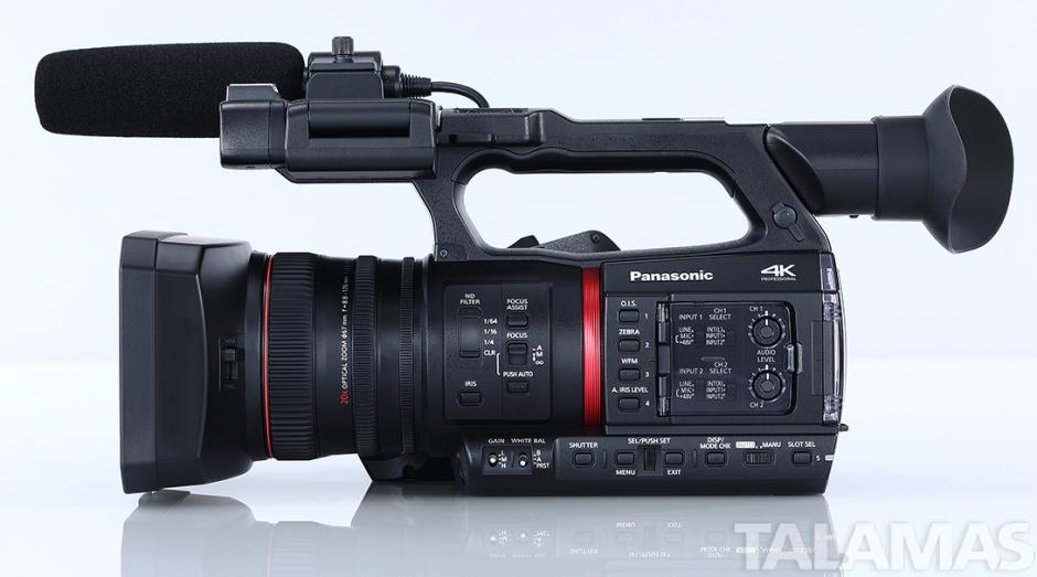 Panasonic AG-CX350 4k
