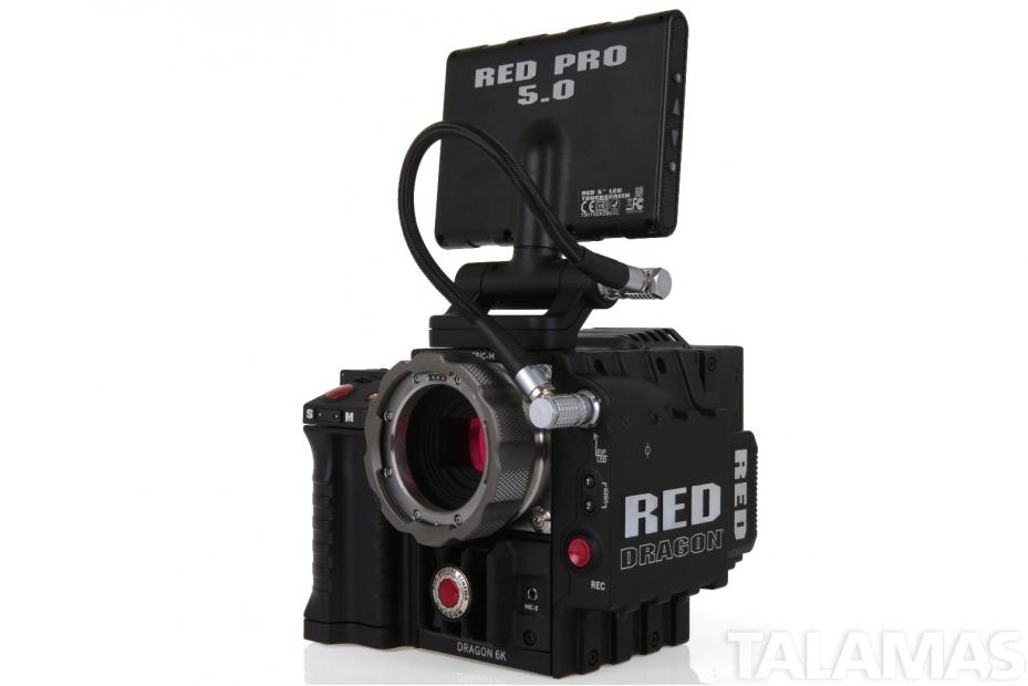 Red Epic Dragon 6K Digital Cinema Camera