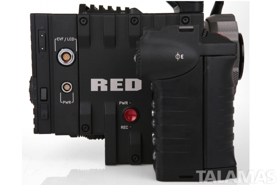 Red Epic Dragon right view