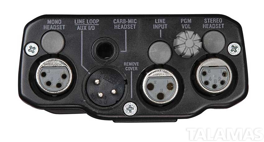 RTS BP-325 Two Channel Beltpack with Headset