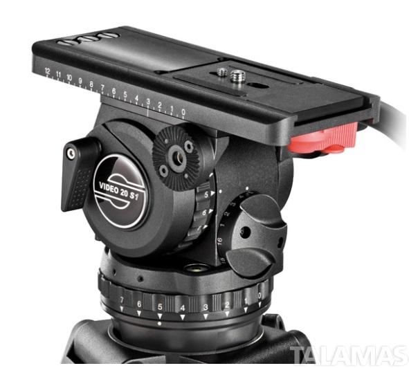Sachtler Video 20 Tripod System