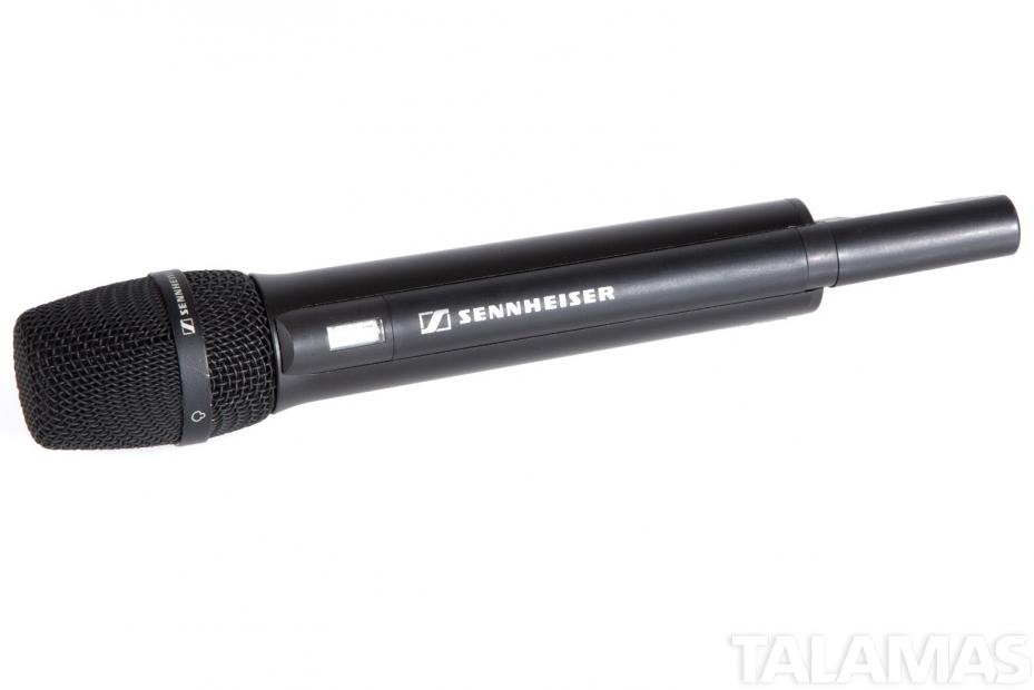 Sennheiser EM3732-II Two channel Receiver with SKM5200-II Handheld Transmitter