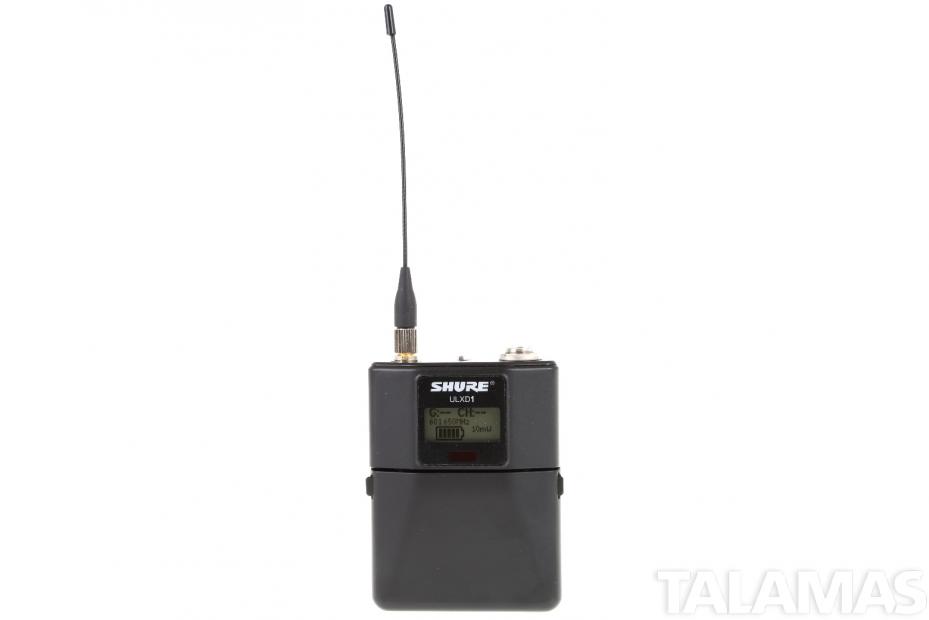 Shure ULXD1 Wireless Bodypack Transmitter