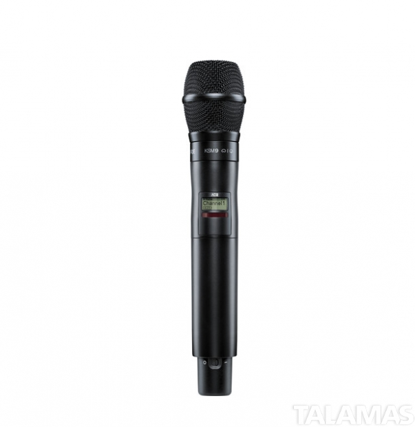 Shure AD2 Handheld Wireless Microphone Transmitter