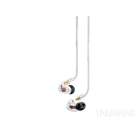 Shure SE425-CL Dual Earphone Buds