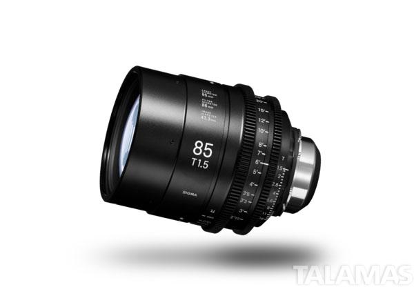 Sigma Cine PL Prime 85mm Lens