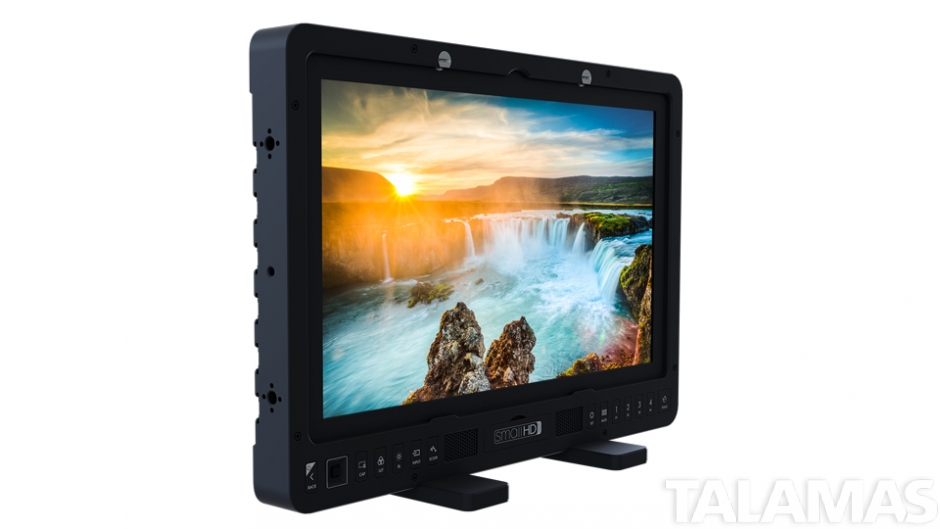 SmallHD 1703 P3X Monitor Side